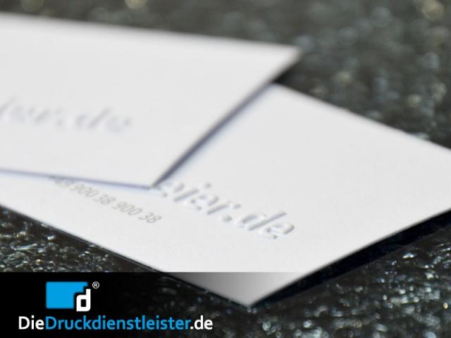 Gutscheine-247.de - Infos & Tipps rund um Gutscheine | DieDruckdienstleister.de exklusiv mit Blindprägung für Visitenkarten und Briefbögen auf Designer-Papier PlanoArt