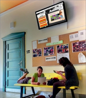 fluglinien-247.de - Infos & Tipps rund um Fluglinien & Fluggesellschaften | Verner & Friends vermarktet 8.500 Screens an 5.500 deutschen Schulen