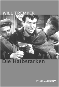 Drehbücher @ Drehbuch-Center.de | Cover E-Book DIE HALBSTARKEN