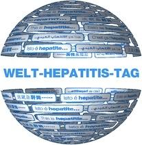 Auto News | Logo zum Welthepatitistag