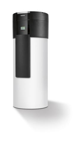 Mit der neuen Trinkwasser-Wärmepumpe Logatherm WPT 270 zur Kombination mit einem bestehenden Heizkessel erweitert Buderus sein Wärmepumpenprogramm.
