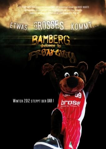 Rheinland-Pfalz-Info.Net - Rheinland-Pfalz Infos & Rheinland-Pfalz Tipps | Der Kinofilm über den Basketball in FreakCity Bamberg kommt im Dezember 2012 in die Kinos.