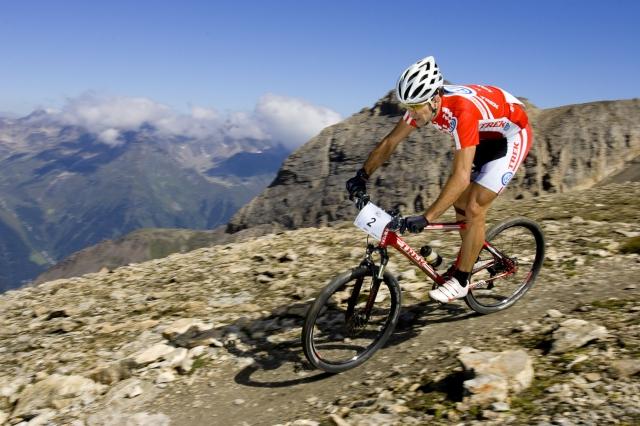 Europa-247.de - Europa Infos & Europa Tipps | Am 4. August 2012 gehen beim 18. Ischgl Ironbike rund 1.000 Biker an den Start - von Hobbysportlern bis hin zu internationalen Profi-Rennfahrern