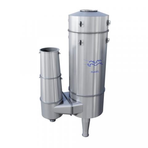 News - Central: Alfa Laval PureSOx Abgasreinigungssystem