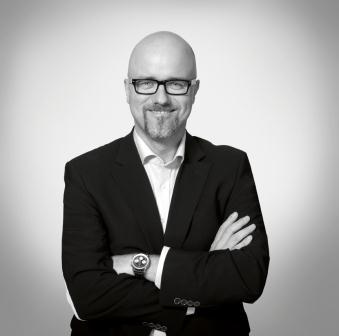 Sascha Jacobs, Gründer der Software Society und Geschäftsführer der RCOM gruppe