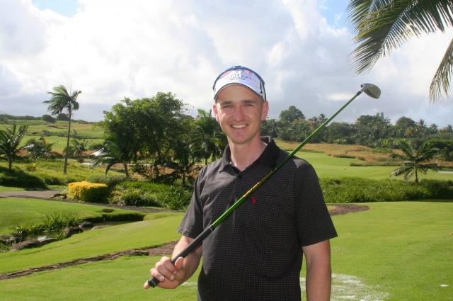 Afrika News & Afrika Infos & Afrika Tipps @ Afrika-123.de | Ryan Dodds, General Manager Heritage Golf Club, Mauritius