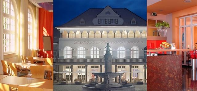 Hotel Infos & Hotel News @ Hotel-Info-24/7.de | Mintrops Stadt Hotel ist Mittelpunkt der Margarethe-Krupp-Siedlung