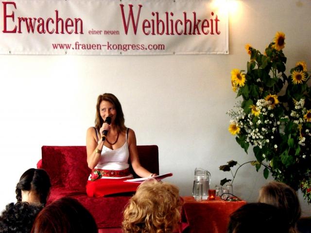 Musik & Lifestyle & Unterhaltung @ Mode-und-Music.de | Frauenkongress Erwachen einer neuen Weiblichkeit