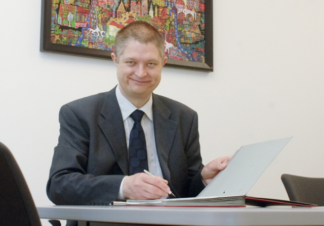 Haussanierung: | Der rührige Pressesprecher des Klinikums Ingolstadt, Joschi Haunsperger, ist stolz auf seine Arbeit und seinen Arbeitgeber. Foto: Klinikum Ingolstadt