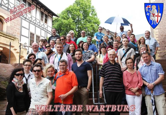 Versicherungen News & Infos | 42 Fachhandelspartner folgten der Einladung von Wertgarantie auf die Wartburg
