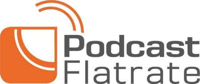 Podcasts @ Open-Podcast.de: Das Logo der Podcastflatrate