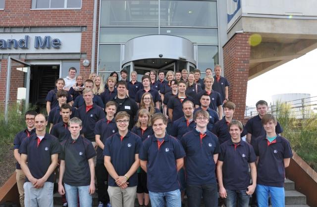 Technik-247.de - Technik Infos & Technik Tipps | Die neuen Auszubildenden in Osnabrück
