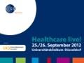 Duesseldorf-Info.de - Düsseldorf Infos & Düsseldorf Tipps | Healthcare live! 2012