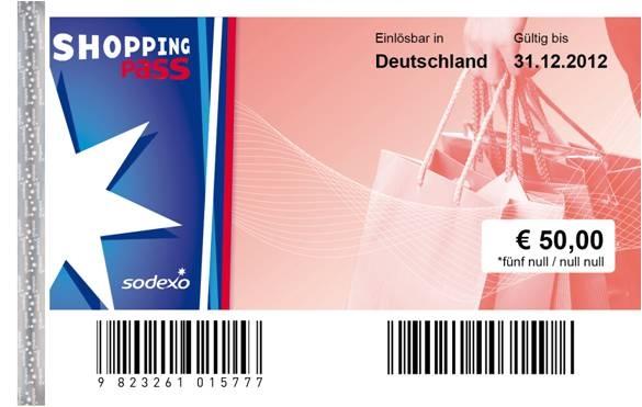 Frankfurt-News.Net - Frankfurt Infos & Frankfurt Tipps | Mehr Motivation und Produktivität mit Gutscheinen von Sodexo: z.B. mit dem Sodexo Shopping Pass!