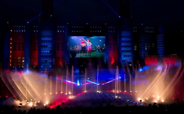 Tickets / Konzertkarten / Eintrittskarten | Wassershow Autostadt 2012 Liebe und Leidenschaft. Bild: ZeitOrte