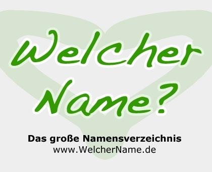 Rom-News.de - Rom Infos & Rom Tipps   Namenstage, Bedeutung und Herkunft der Vornamen präsentiert von WelcherName.de