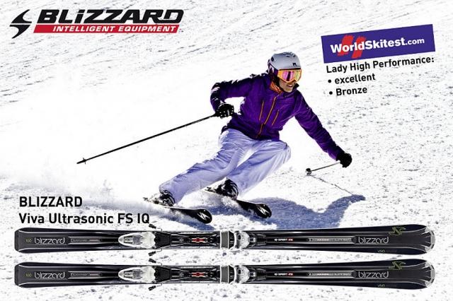 Auto News | Große Erfolge für Blizzard bei World Skitest 2012.