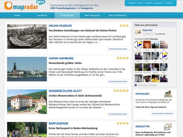 Hamburg-News.NET - Hamburg Infos & Hamburg Tipps | Die Mapradar Startseite