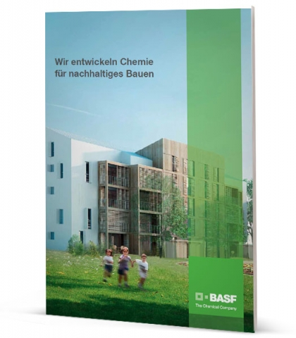 Medien-News.Net - Infos & Tipps rund um Medien | Die neue Broschüre der BASF European Construction informiert über herausragende Beispiele für nachhaltiges Bauen.