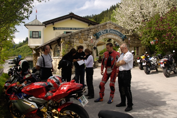 Hotel Infos & Hotel News @ Hotel-Info-24/7.de   Urlaub mit dem Motorrad im Landhotel Laudersbach in Altenmarkt.