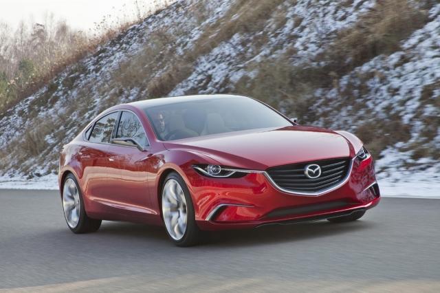 Moskau-News-247.de - Moskau Infos & Moskau Tipps | Mazda Takeri