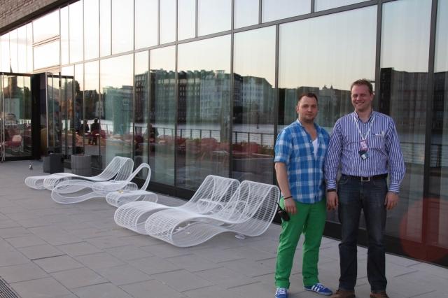 Hotel Infos & Hotel News @ Hotel-Info-24/7.de | Patrick Jasching und Jürgen Krebs, Geschäftsführer von Stadtprojekt