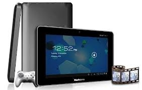 Indien-News.de - Indien Infos & Indien Tipps | Das weltweit günstigste Androi 4.1 Tablet - Karbonn Smart Tab1 Tablet - basiert auf MIPS.