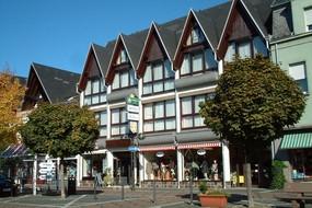 News - Central: Das Hotel St. Pierre in Bad Hönningen ist ein zertifizierter Ausgangspunkt für abwechslungsreiche Wanderungen.