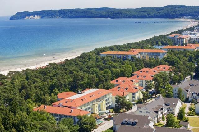 Nordrhein-Westfalen-Info.Net - Nordrhein-Westfalen Infos & Nordrhein-Westfalen Tipps | In idealer Strandlage: Seehotel BINZ-THERME Rügen****S