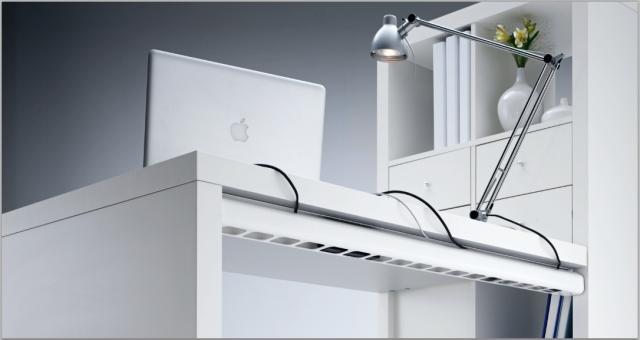 Hardware Infos & Hardware Tipps @ Hardware-News-24/7.de | Der GGK Kabelbändiger sorgt für Ordnung an jedem Schreibtisch,