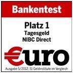 Medien-News.Net - Infos & Tipps rund um Medien | NIBC Direct überzeugte im großen Bankentest 2012