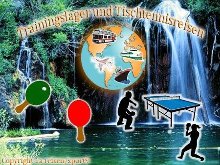 Sport-News-123.de | Reiseveranstalter für Tischtenniscamp und Aktivurlaub
