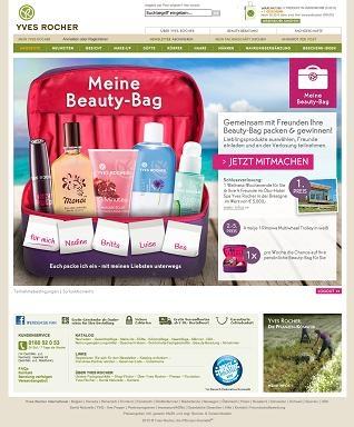 Kosmetik-247.de - Infos & Tipps rund um Kosmetik | Meine Beauty Bag: buddybrand verbreitet Yves Rocher im Web