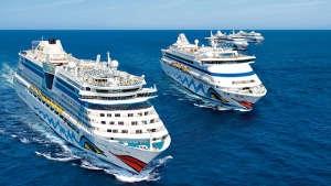 News - Central: Kreuzfahrtflotte von AIDA Cruises