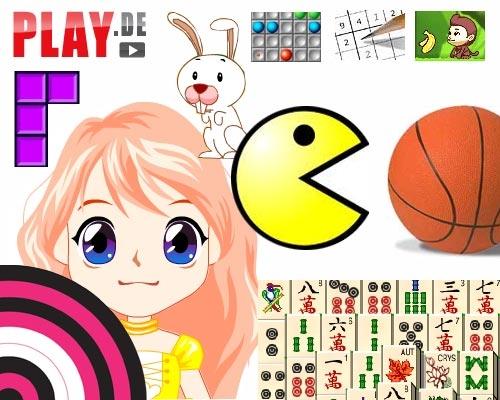 Kostenlose Onlinegames bei Play.de