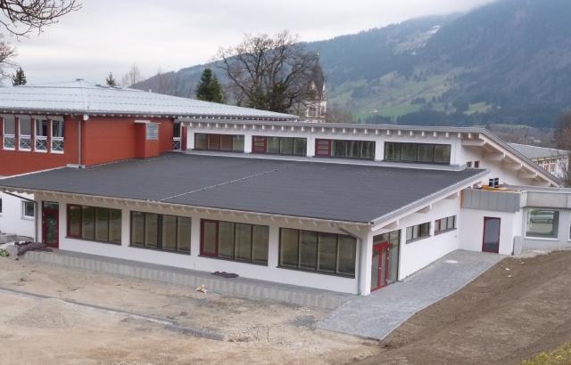 Fertighaus, Plusenergiehaus @ Hausbau-Seite.de | Die Passivhaus-Schule in Blaichach