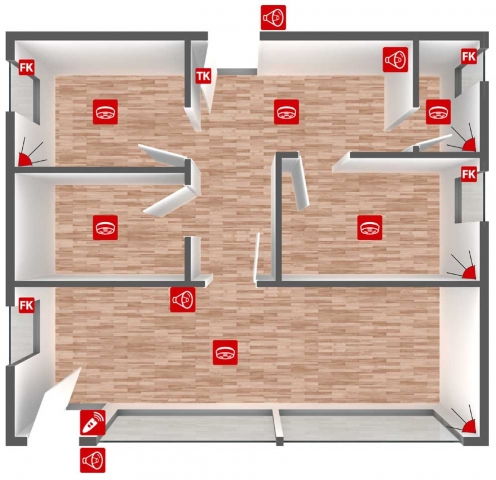 Hessen-News.Net - Hessen Infos & Hessen Tipps | Ein spezielles Funkmelde-System schützt Apotheken vor Einbruch, Feuer und technischen Störungen
