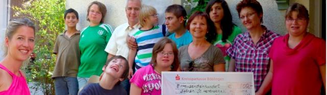 Berlin-News.NET - Berlin Infos & Berlin Tipps | Laufen@SIBE bei der Herrenberger Lebenshilfe e.V.