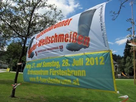 Oesterreicht-News-247.de - Österreich Infos & Österreich Tipps | In Fürstenbrunn flogen wieder die Stiefel