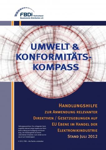 Medien-News.Net - Infos & Tipps rund um Medien | Der FBDi Umwelt- und Konformitäts-Kompass ist eine wertvolle Handlungshilfe für den Umgang mit europäischen Regularien für elektronische Bauelemente.