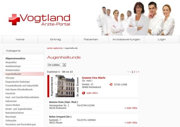 CMS & Blog Infos & CMS & Blog Tipps @ CMS & Blog-News-24/7.de | www.Aerzte-Vogtland.de