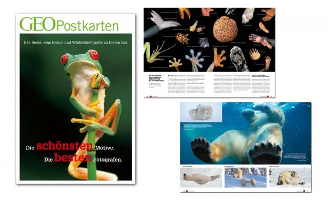 Handy News @ Handy-Info-123.de | Postkarten-Katalog oder GEO-Magazin? Beides!