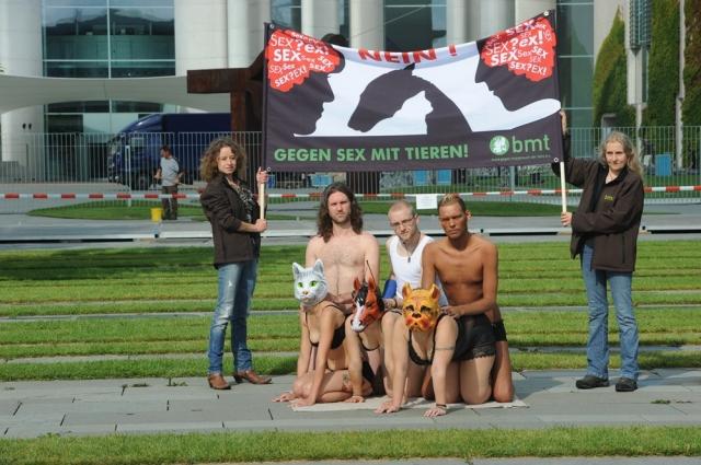 Tier Infos & Tier News @ Tier-News-247.de | Kein Sex mit Tieren