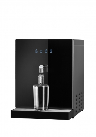 Hotel Infos & Hotel News @ Hotel-Info-24/7.de | Der Wasserspender WellTEC CUBE überzeugt mit seinem exzellenten Produktdesign.