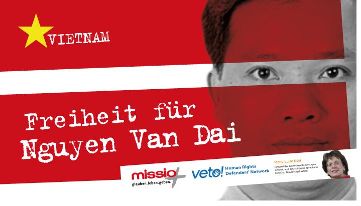 Vietnam-News.de - Vietnam Infos & Vietnam Tipps | Gemeinsame Online-Petition zur Freilassung des Menschenrechtsanwalts Nguyen Van Dai in Vietnam