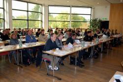 SeniorInnen News & Infos @ Senioren-Page.de | Foto: Etwa 120 Teilnehmer verfolgten bei der vierten Tagung der Marie-Luise und Ernst Becker Stiftung ein facettenreiches Programm aus wissenschaftlichen und praxisrelevanten Beiträgen.