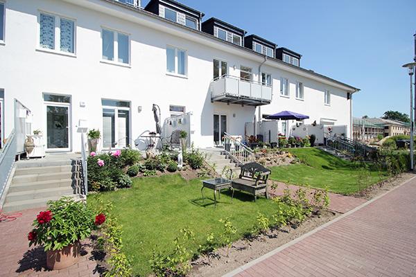 Haussanierung: | Seeresidenz Werder