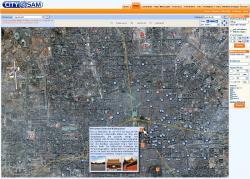 Ost Nachrichten & Osten News | Foto: Olympische Sommerspiele 2008 - Spielstätten, Hotels und Sehenswürdigkeiten übersichtlich auf einer Karte zusammengestellt.