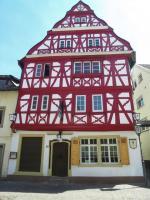 Historisches @ Historiker-News.de | Foto: Das Thyn´sche Haus in Meisenheim am Glan.