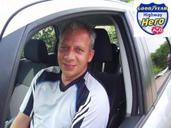 Autogas / LPG / Flüssiggas | Foto: Goodyear und AvD kürten Michael Swen Hoven zum Highway Hero Juni.